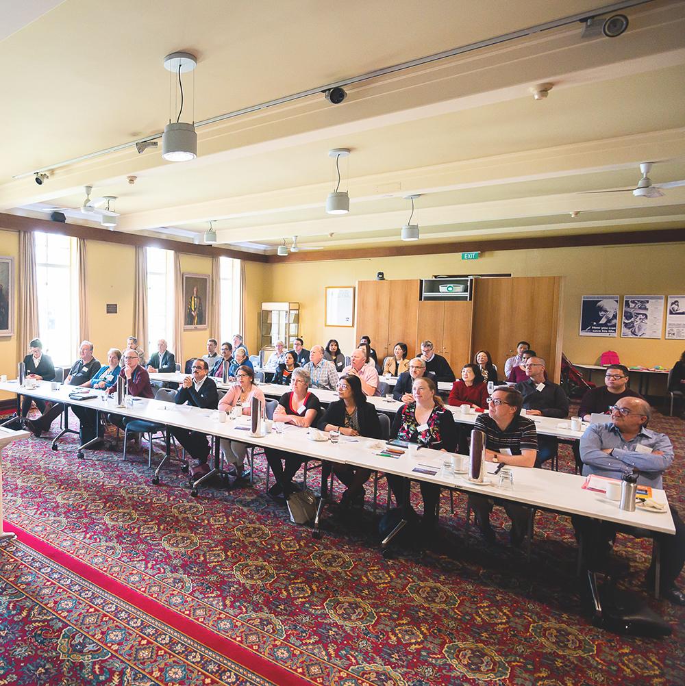 Pre-meeting workshop at the RANZCOG ASM 2019 in Melbourne